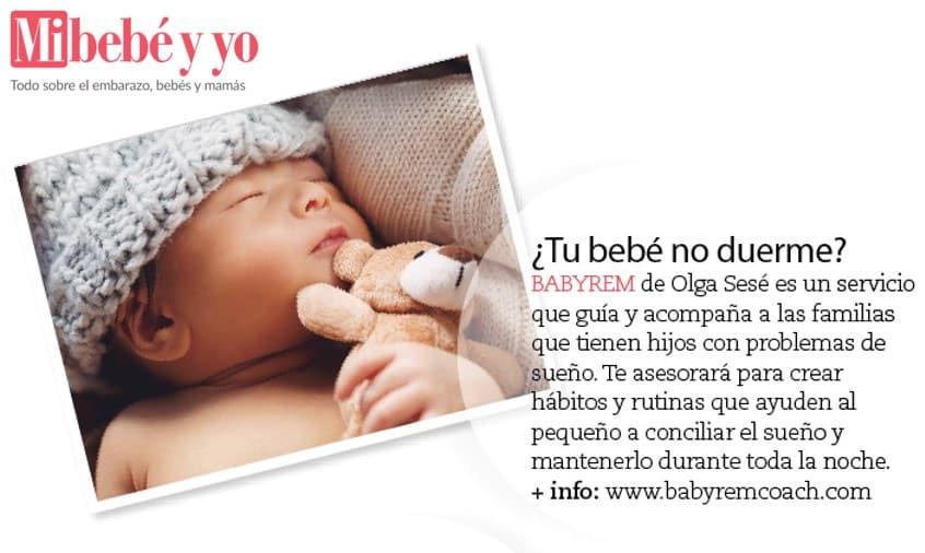 más baratas 9f6c6 221bd Mi bebé y yo & BabyREM - Coach del sueño infantil - Experta ...